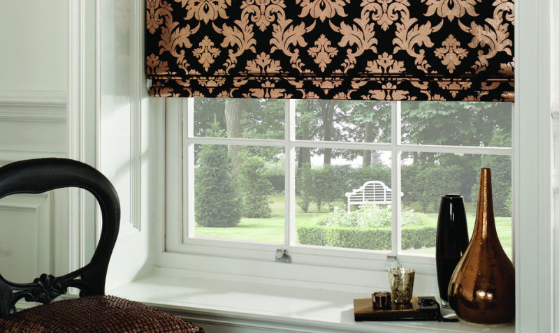 Roman Blinds In Sheffield Chesterfield And Rotherham